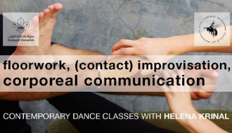 Contemporary dance classes for adults