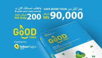 Yellow Pages launches new Good Times Book